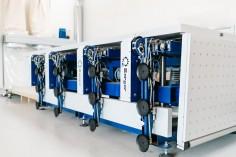 Sondermaschinen Plattenwender