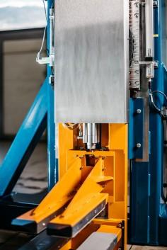 Sondermaschinen RCH Rollcontainerhandling